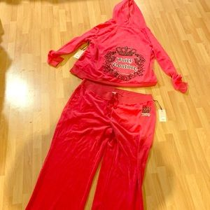 Juicy couture track suit NWT!!! $150